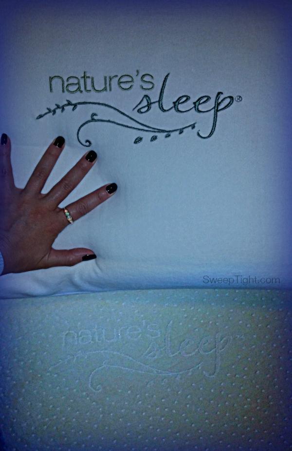 My Body is Grateful for Sleep #NaturesSleep