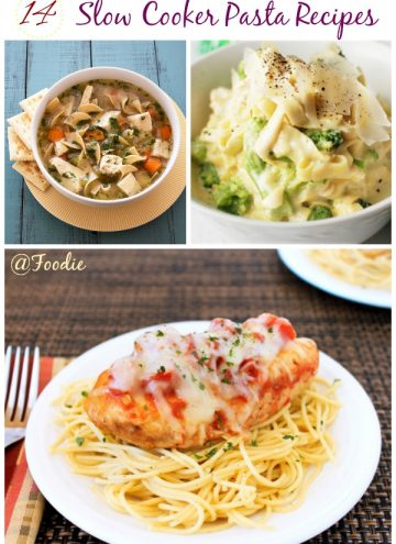 Slow Cooker Recipes for Perfect Pasta Dishes