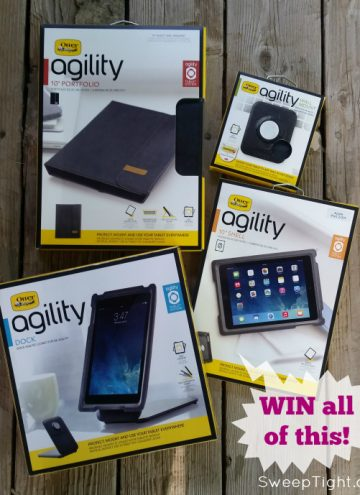 Take Your iPad Anywhere with OtterBox