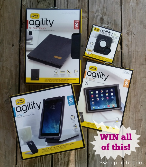 Take Your iPad Anywhere with OtterBox #OtterBoxAgility
