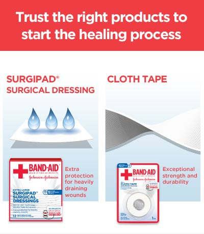 Be Prepared with Johnson & Johnson Wound Care #JNJWoundCare