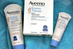 Easy Eczema Relief #AveenoEczemaTherapy #MC
