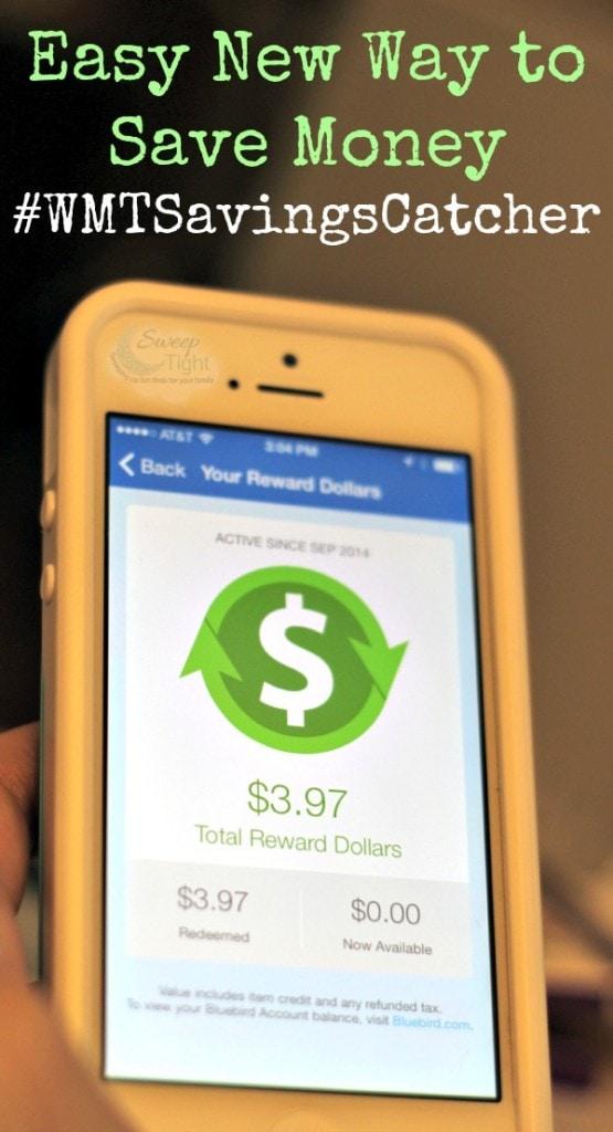 Savings Shortcut to Save my Sanity #WMTSavingsCatcher