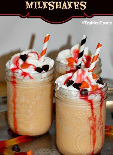 Beware of this Screamsicle Mini Milkshakes Recipe