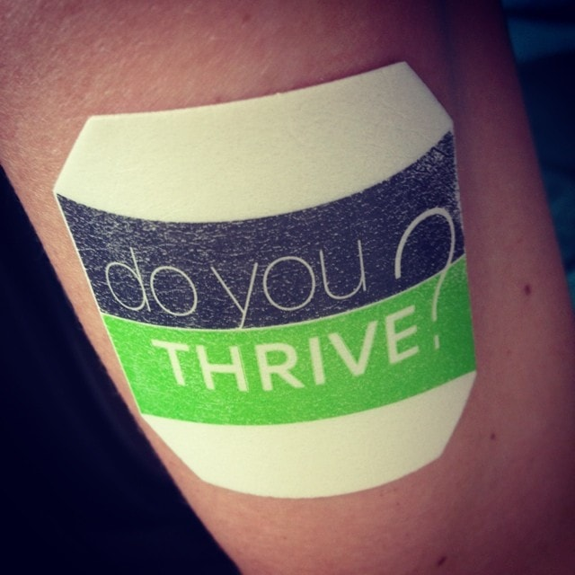 Thrive During the Holidays