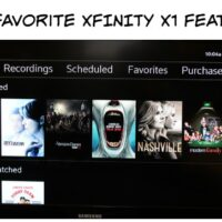 Our Favorite XFINITY X1 Features