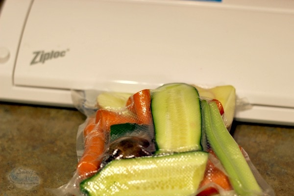 Ziploc® Vacuum Sealer System - Great Juicing Tool
