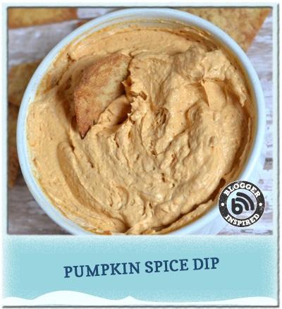Pumpkin Spice Dip Recipe