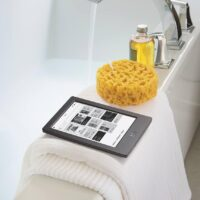 Bathtub Reading with Kobo #ReadMore New Years Resolution
