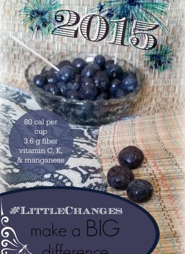 Join us for the #LittleChanges Twitter Party TODAY