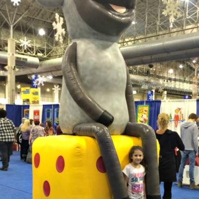 Chicago Toy and Game Fair Fun Day Out #ChiTAGFair