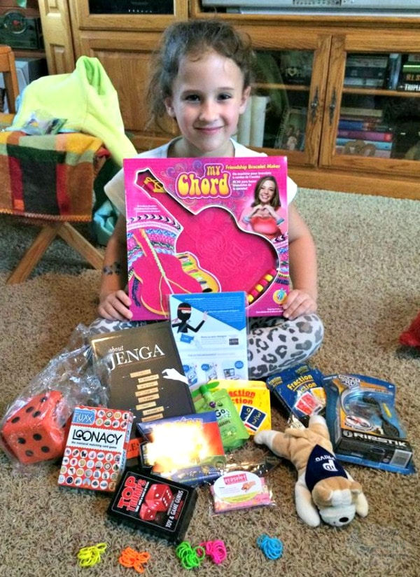 Chicago Toy and Game Fair Goodies