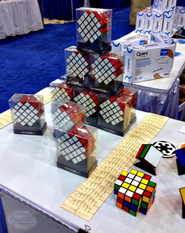 X-Cube at Chicago Toy and Game Fair
