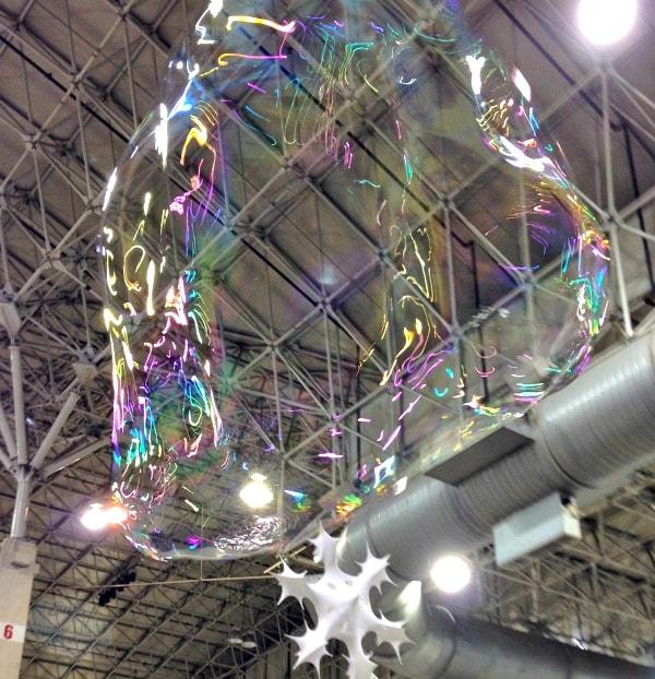 Ben's Bubble Show Chicago
