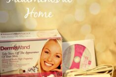 Reduce Signs of Aging at Home #MyDermaWand