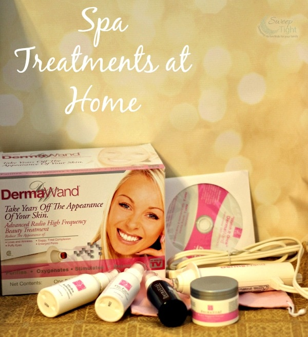 Reduce Signs Of Aging At Home With Dermawand A Magical Mess