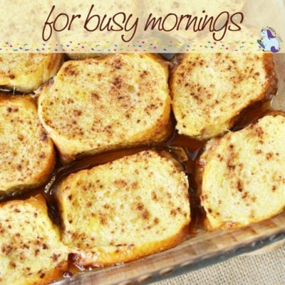 Easy Breakfast Recipes for Hectic Mornings