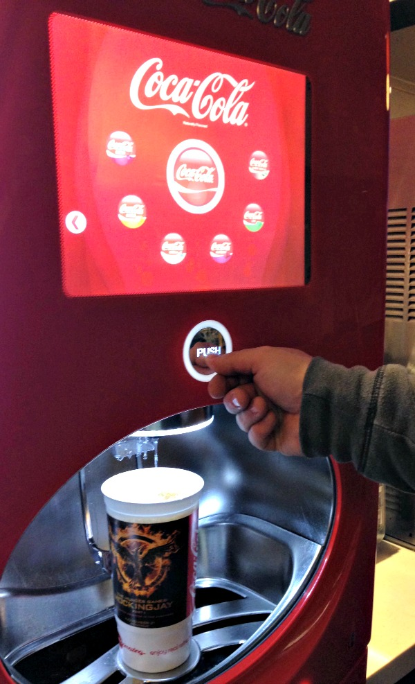 AMC Theatres Just Got Even Cooler #AMCandCocaColaFreestyle