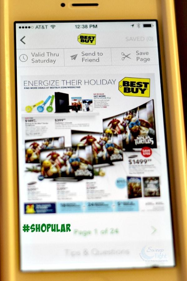 Shopular App