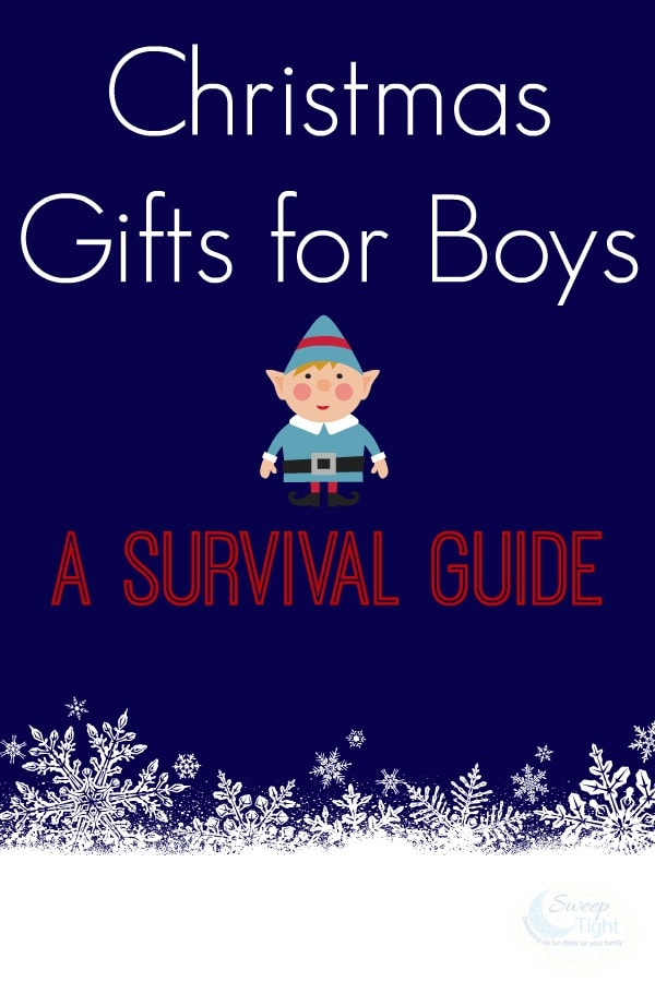 Christmas Gifts for Boys - A Survival Guide