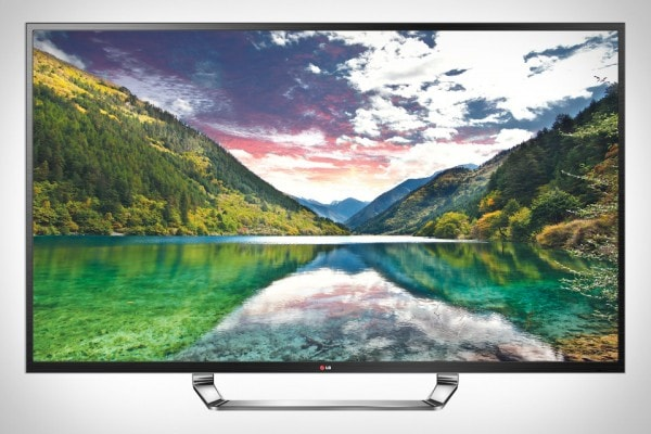 LG 4K TV - The Future is Now