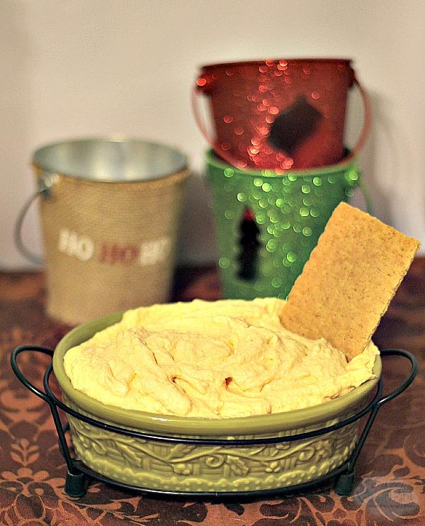 Pumpkin Spice Dip Recipe and Kraft Foods Sweepstakes #CookingUpGood