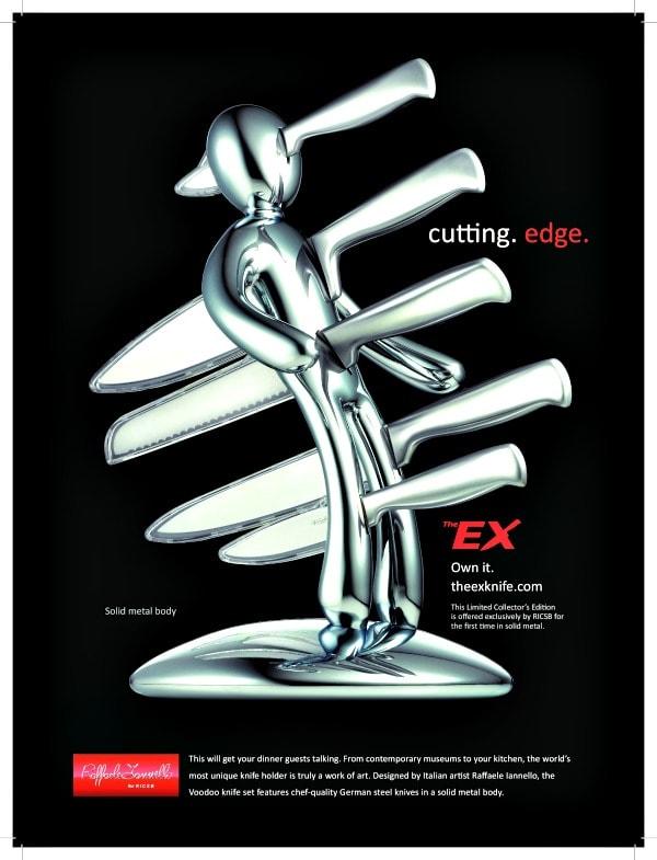 Get The Ex Voodoo Knife Holder