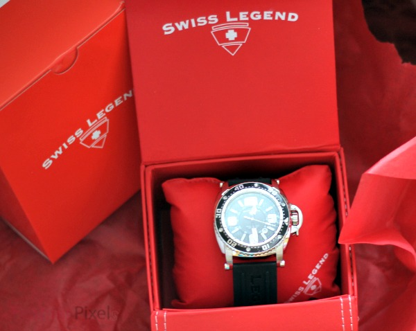 Swiss Legend Watch in a box