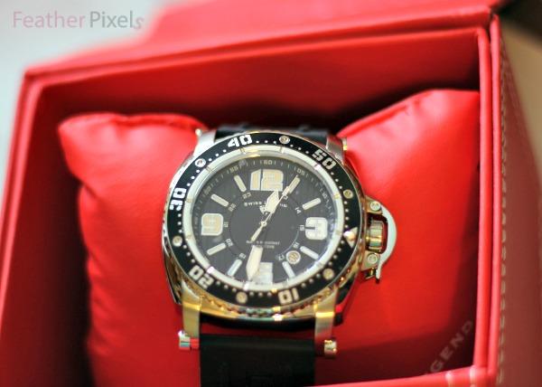 Attractive Swiss Legend Watch