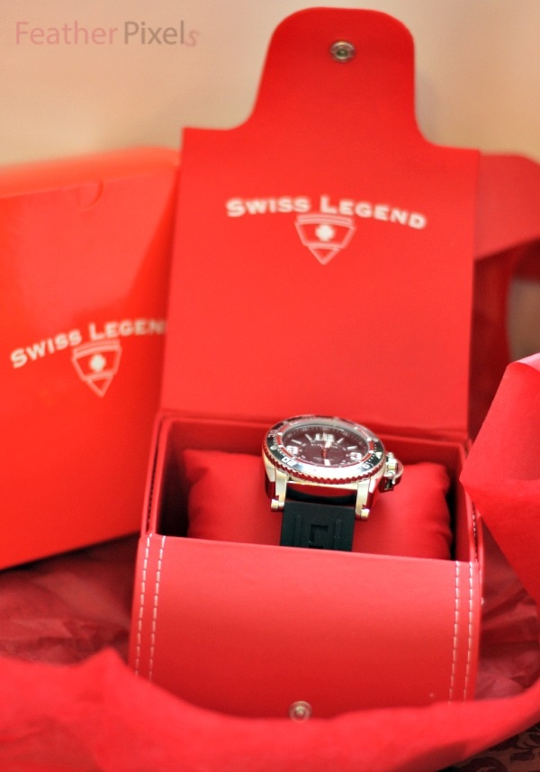 Swiss Legend Watch