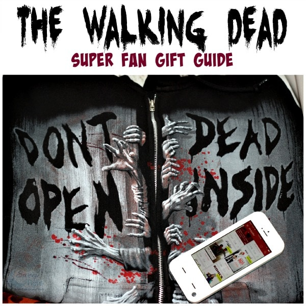 The Walking Dead Super Fan Gift Guide