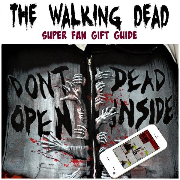 The Walking Dead Super Fan Gift Guide