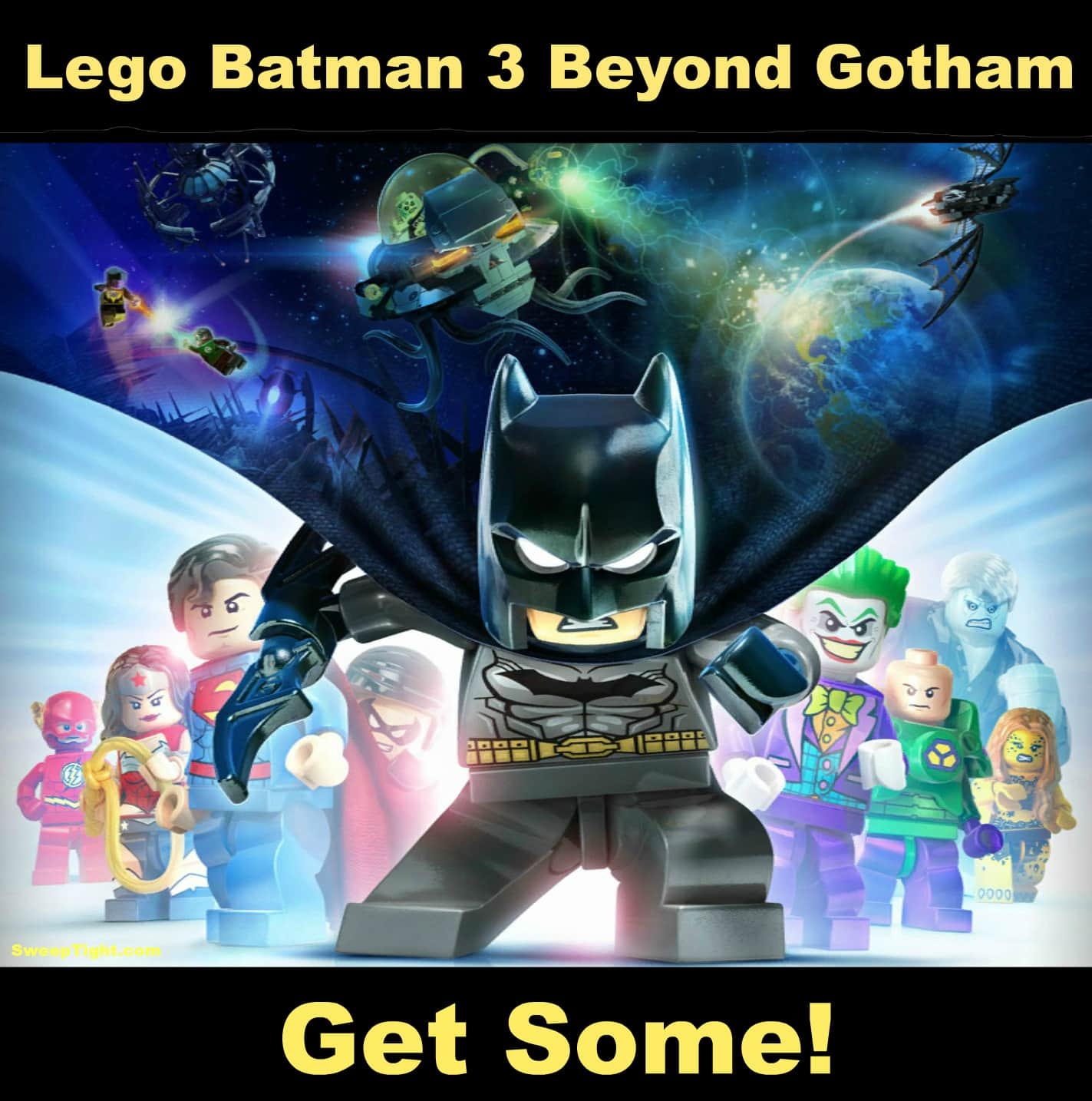 What I'm Playing – Lego Batman 3 Beyond Gotham