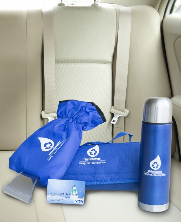 Eight Ways to Prepare Your Car from Winter Weather Giveaway