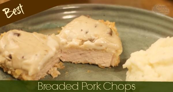 Best Breaded Pork Chops Recipe