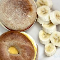 Breakfast Sandwiches Under 300 Calories