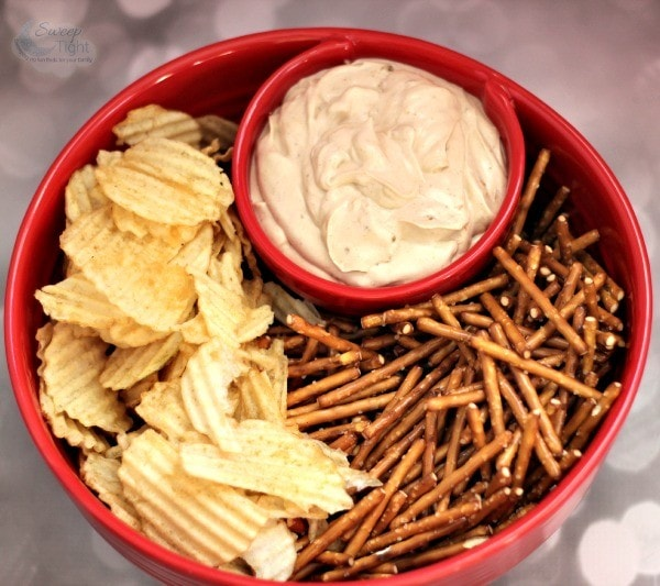 Chips 'n Dip Bowl from LTD Commodities