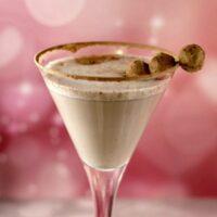 Cocoa Snickerdoodle RumChata Martini Recipe