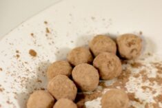 Snickerdoodle Cookie Dough Truffles Recipe