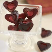 Red Wine Gummies Recipe - Only 3 Ingredients