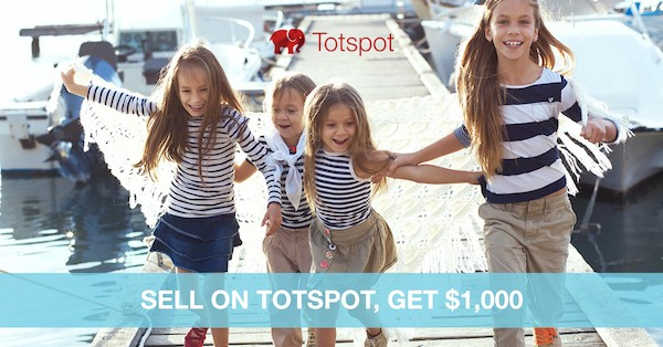 How to make money online with your kids using the Totspot App (sponsored)