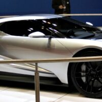 Ford GT Chicago Auto Show #CAS2015