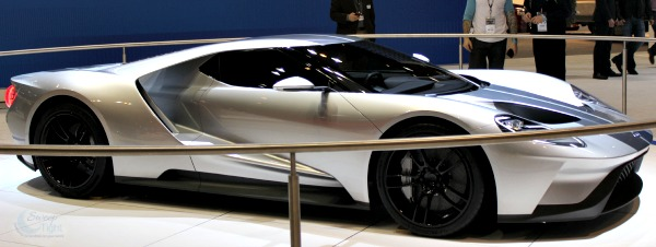2015 Chicago Auto Show Highlights
