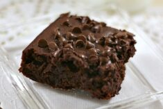 Gluten-Free Black Bean Brownies Recipe
