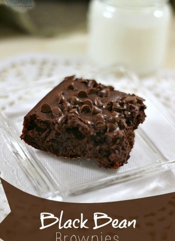 Gluten-Free Black Bean Brownies Recipe