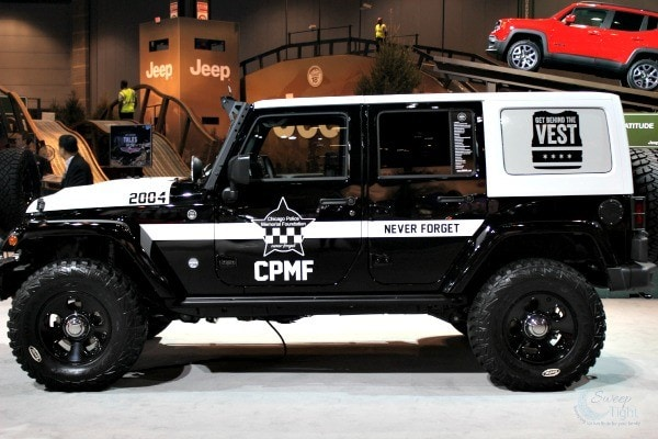 CPMF Jeep Chicago Auto Show