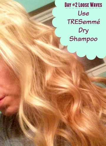 Skip the Hair Salon – Save on TRESemmé at CVS