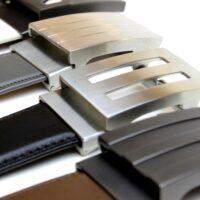 No More Belt Holes with Trakline Belt for Men
