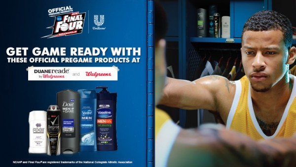 Get Game Ready at Walgreens and Duane Reade and you could win an NCAA Final Four Experience