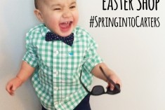Spring Style for Kids #SpringintoCarters